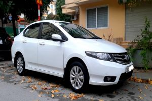 [BÁN GẤP] Honda City1.5AT sx cuối 2013 - nguyên bản
