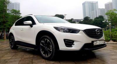 [BÁN GẤP] Mazda CX5 động cơ 2.5 ĐĂNG KÝ 2017 [xetot360]