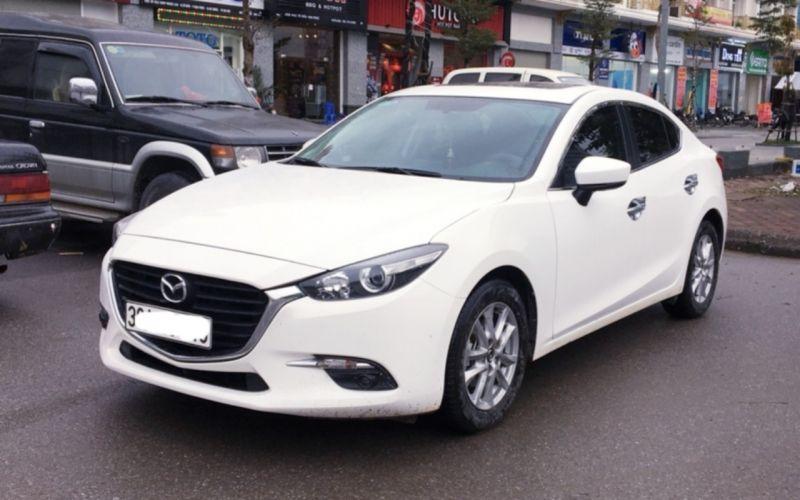[BÁN LUÔN] Mazda3 FaceLift đời cuối 2017 CỰC ĐẠI CHẤT chỉ 8000km [xetot360.com]