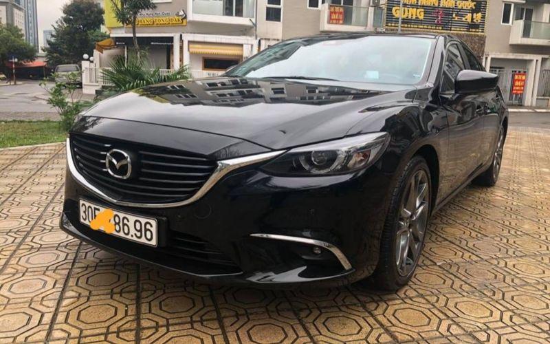 [BÁN GẤP] Mazda6 động cơ 2.0 Premium model 2018 - sx cuối 2017