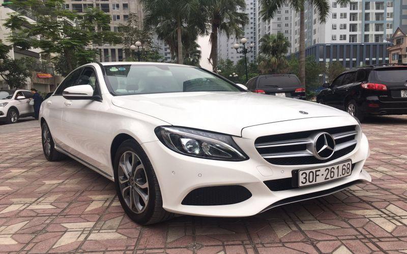 [BÁN GẤP] Mercedes-Benz C200 đời 2018 biển VIP [xetot360]