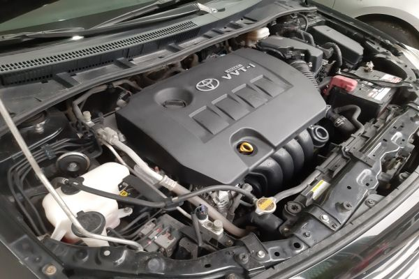 Cách tự rửa ô tô sạch sẽ khoang động cơ Như Mới xe Toyota Altis/Corolla