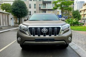 [BÁN] Toyota Prado 2.7 TXL cuối 2017 [xetot360]